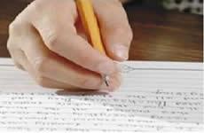 Como escrever uma redação em terceira pessoa