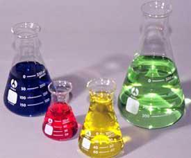 Principais materiais utilizados em laboratorio