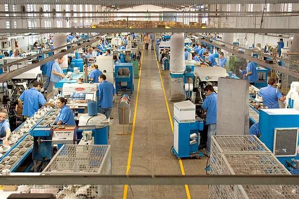 Resultado de imagem para Indústria de transformação