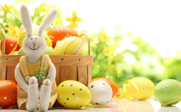 Páscoa: Coelho e Ovos