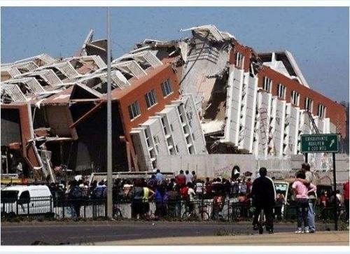 abalos sismicos