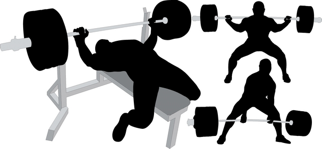 Big Three os exercícios de Powerlifting