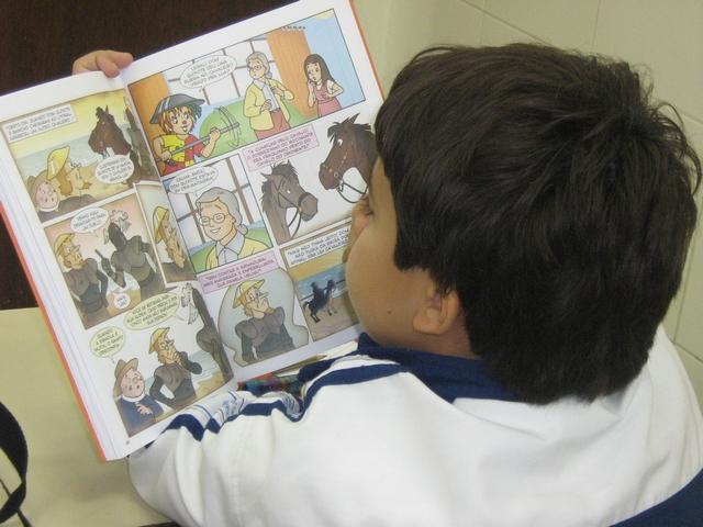 Literatura em Histórias em Quadrinhos