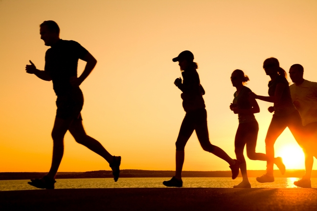 Atividades físicas no trabalho para harmônio de grupos