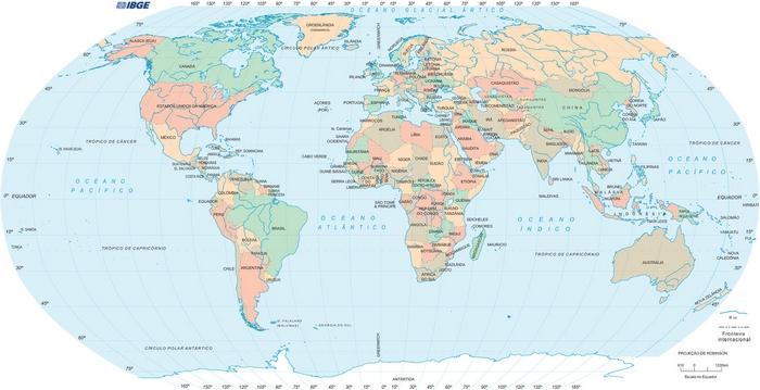 Percepções básicas do Mundo em que vivemos