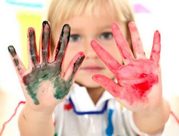 A representação das artes na Educação Infantil