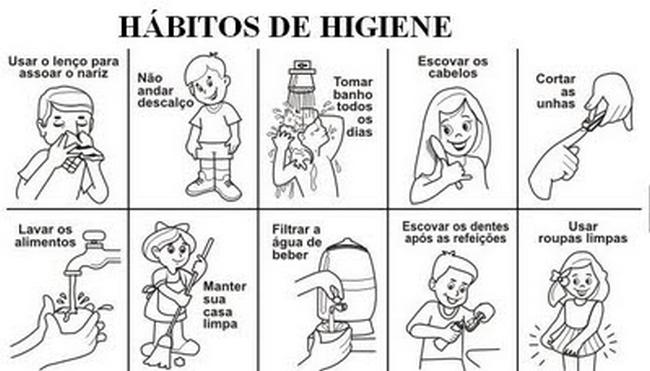 Como iniciar hábitos de higiene para as crianças