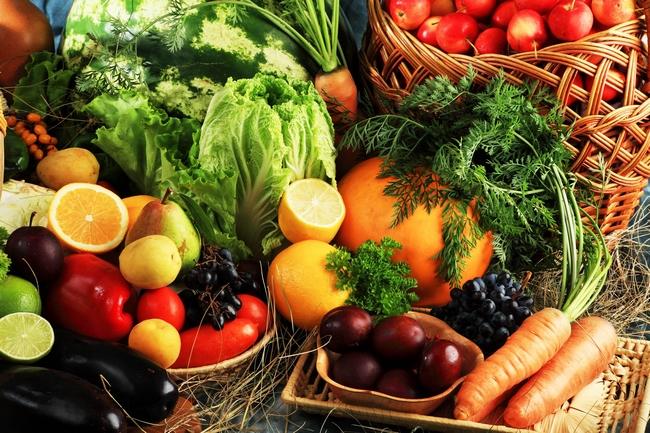 3 motivos para comer frutas, legumes e verduras