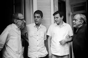 Vinicius e amigos