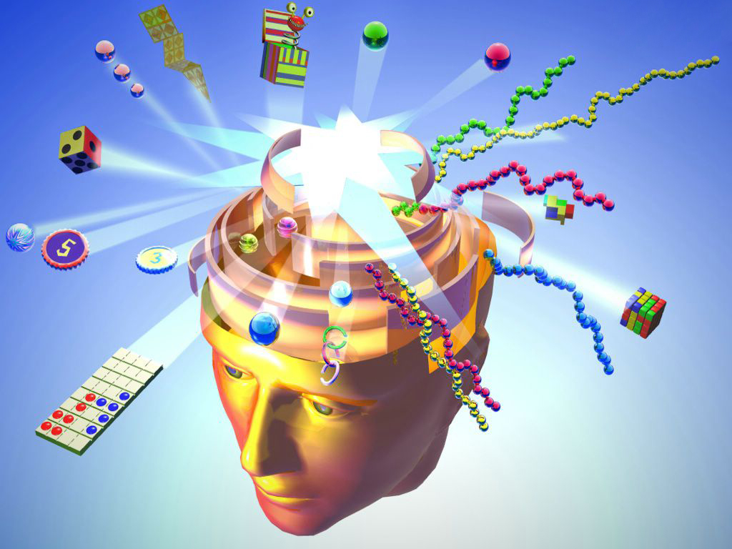 Mensagens são transmitidas pelos neurônios