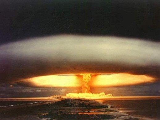 Como funciona a Bomba Nuclear