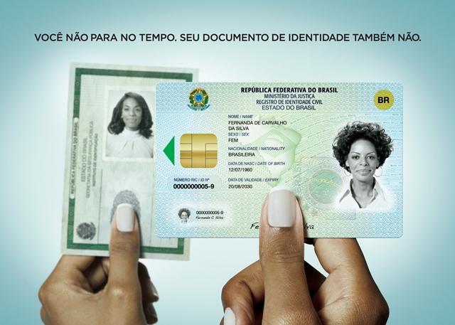 Os documentos de cada cidadão