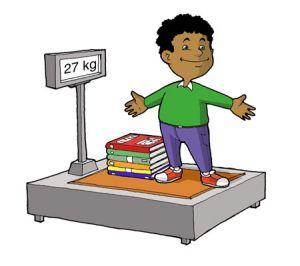 Entendendo como funciona o peso
