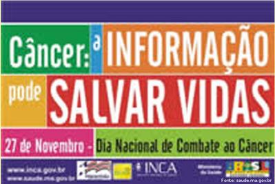 Cartaz alerta sobre prevenção