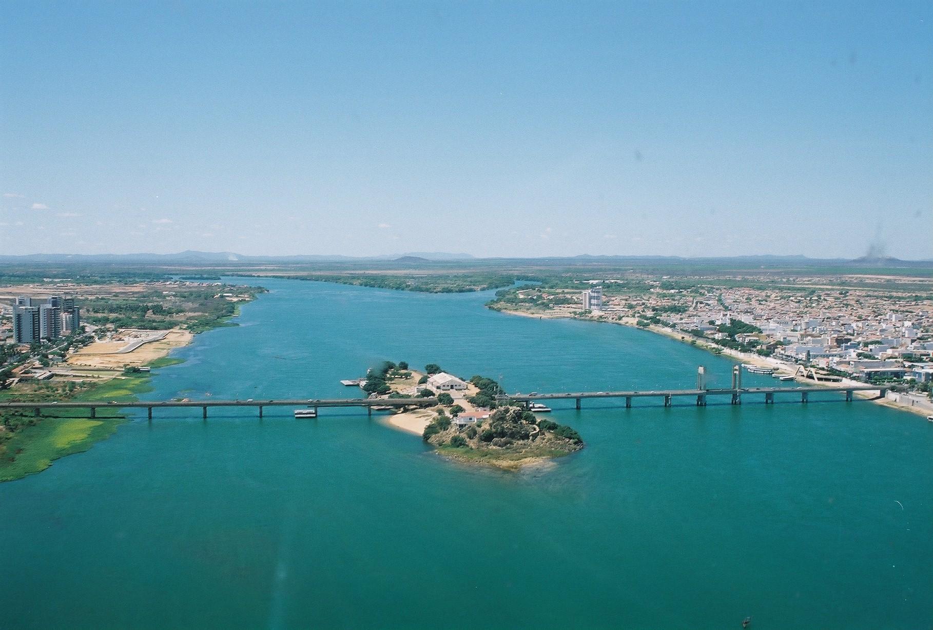Resultado de imagem para Bacia Hidrográfica do Rio São Francisco