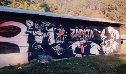 Exército Zapatista no México