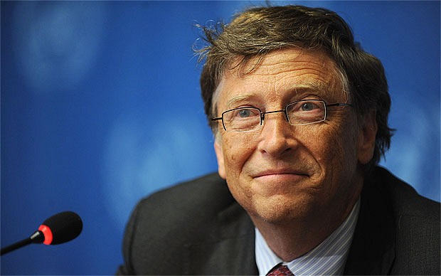 Bill Gates Biografia