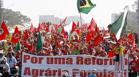 Zapatistas querem reforma agrária