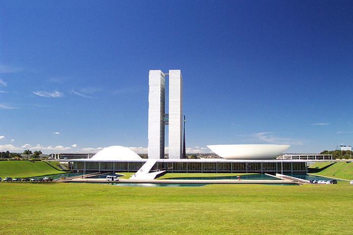 Principais equipamentos de Brasília