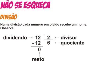 Divisão matemática