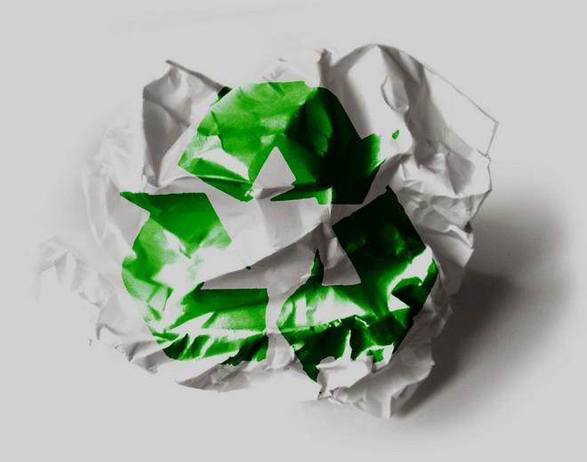 Meio ambiente reciclagem