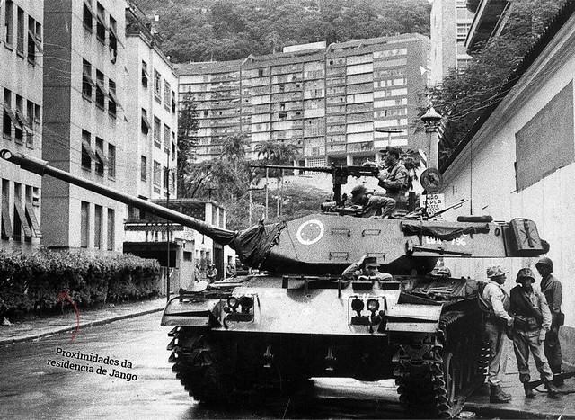 50 anos da Ditadura Militar