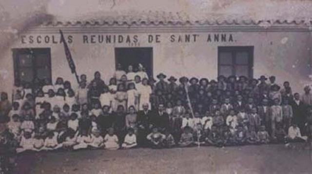 Primeira Escola Brasil