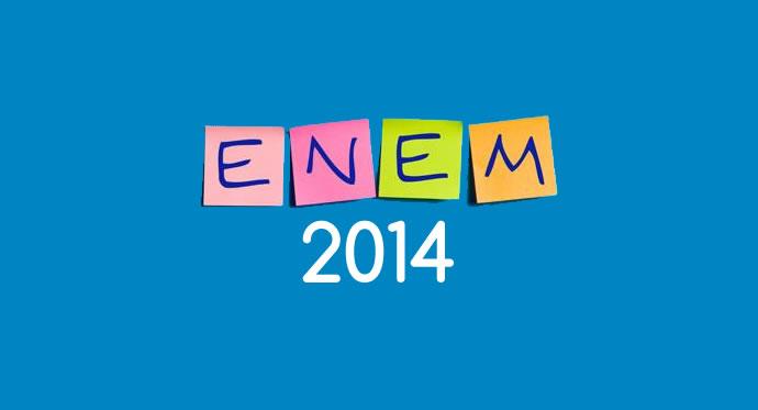 Exame Nacional do Ensino Médio 2014