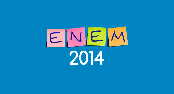 Exame enem 2014
