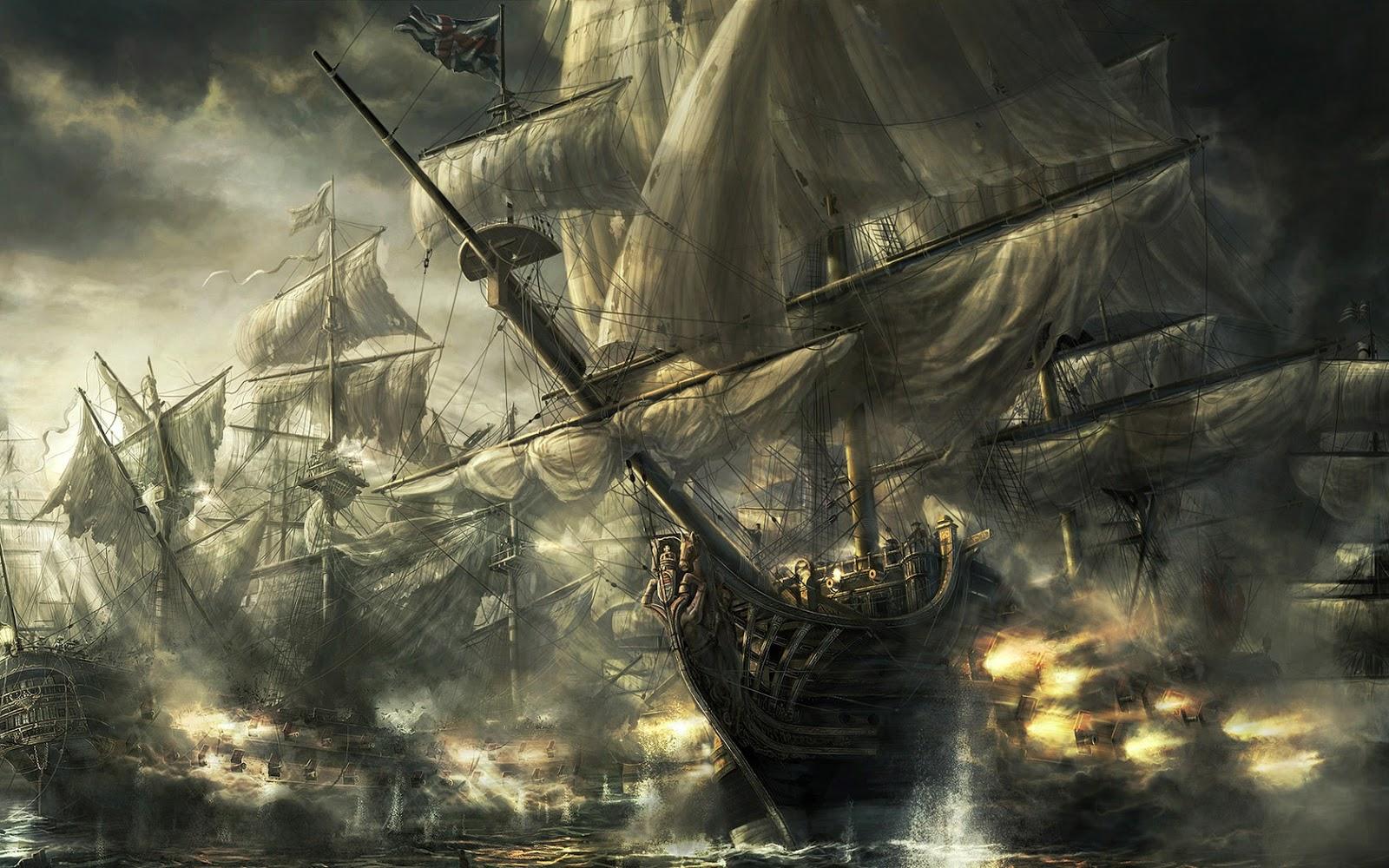 Quem Eram os Piratas do Caribe