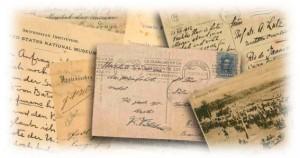 primeiras cartas