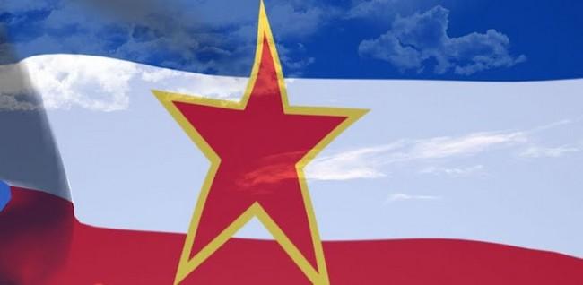 Bandeira Iugoslavia