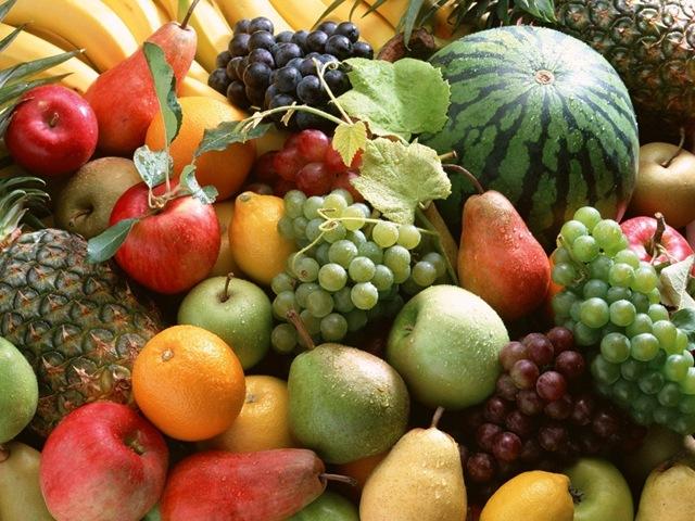 Frutas Benefícios