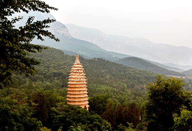 Monumentos históricos de Dengfeng