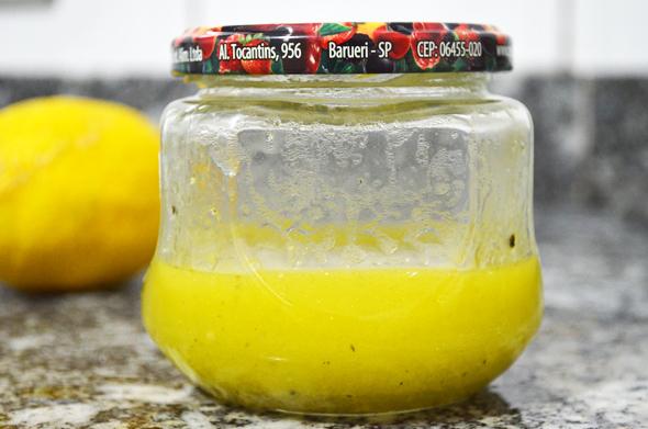 Receita Limão