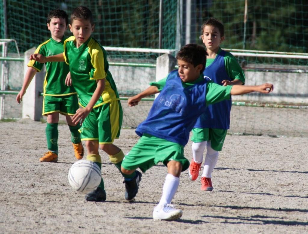 futebol faz bem para os estudantes