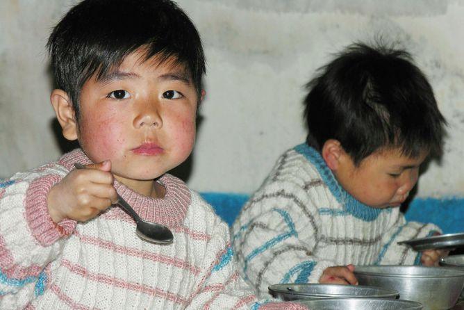 Coreia Fome