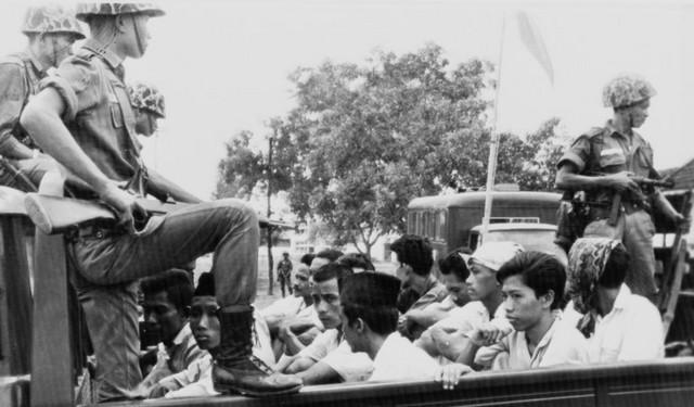 Indonesia Genocidio