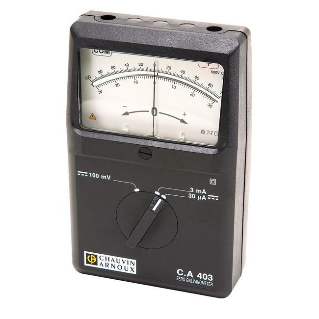 O que é um galvanômetro