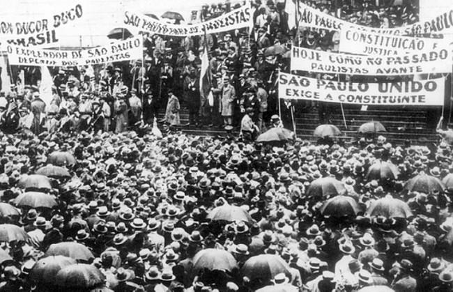O que foi a Revolução Constitucionalista de 1932