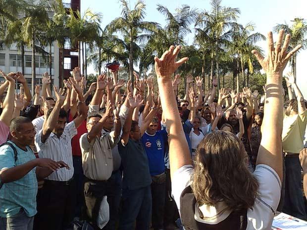Universidades de São Paulo completam 2 meses de greve 2