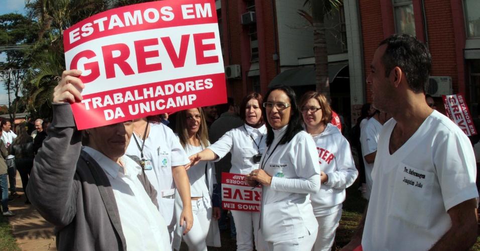 Universidades de São Paulo completam 2 meses de greve