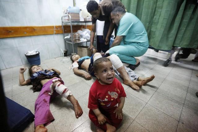 Ataque Gaza Escola