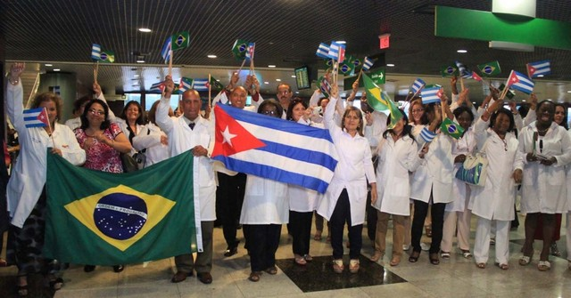 Brasil Cuba