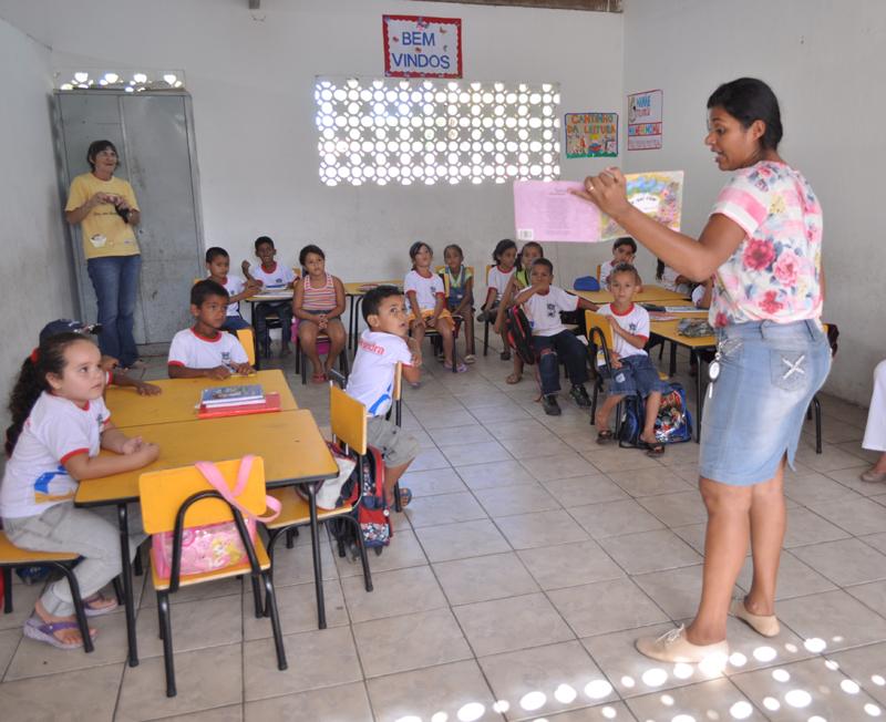 Escolas da zona rural da Paraíba promovem rodízio de livros 2