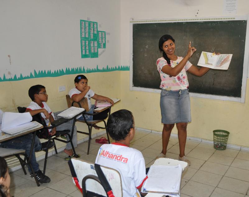 Escolas da zona rural da Paraíba promovem rodízio de livros