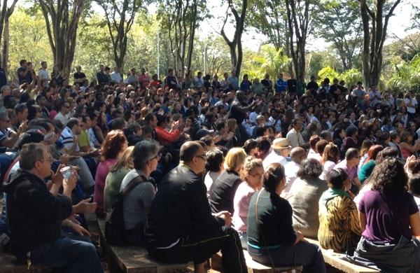 Servidores da Unicamp seguem em greve depois de recusarem proposta da reitoria 2
