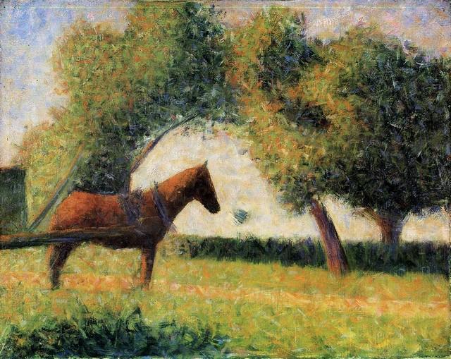 Seurat Neoimpressionismo