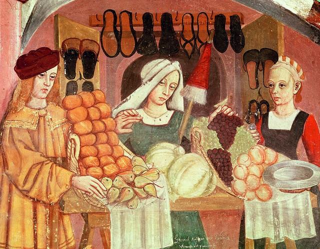 Comércio Idade Média