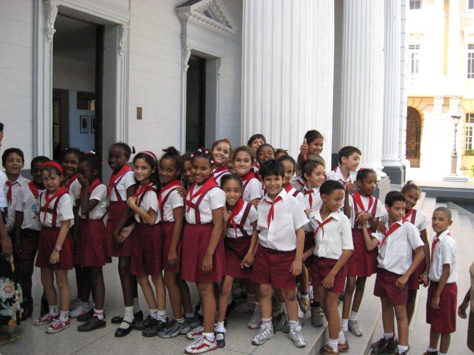 Cuba tem o melhor sistema educativo da América Latina e Caribe de acordo com o Banco Mundial 2